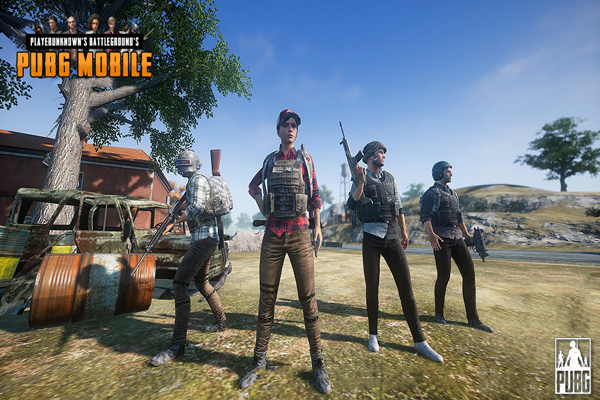 PUBG Mobile Official Release