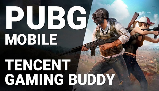 Tencent Gaming Buddy while loading the PUBG Mobile stops showing
