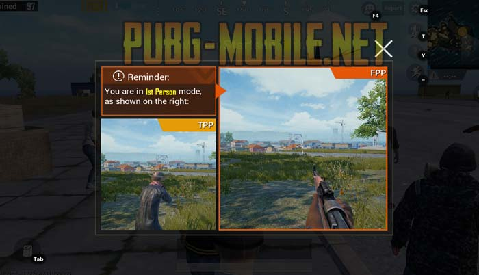 FPP Mode Notify