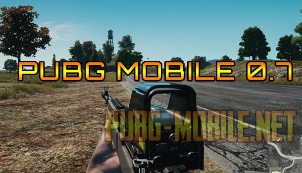 Pubg Mobile Update Servers Down: PUBG Mobile Update 0.7