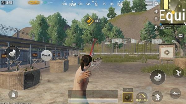 grenades efficiently in PUBG Mobile
