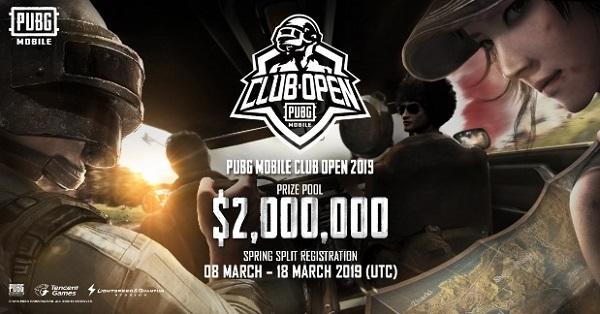 PUBG Club Open 2019