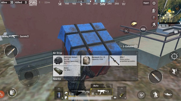 PUBG Mobile Lite: Firearms
