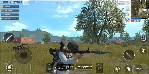 There is a powerful RPG in PUBG Mobile Lite