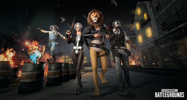 A New PUBG Update Will Be Coming Out With The Halloween 2019 Event