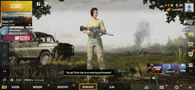 PUBG Mobile: How To Fake IP To Israel To Get Free The Exclusive Infiltrator Set