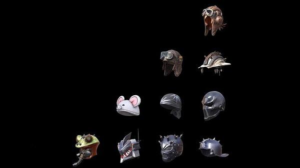 PUBG Mobile Hats