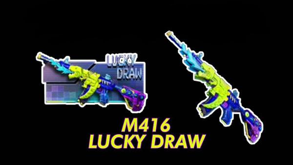 Pubg Mobile Season 12 M416 Lucky