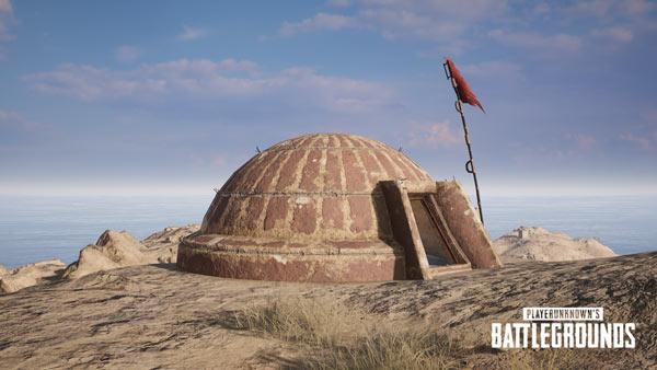 PUBG PC Update - Smuggler Bunker