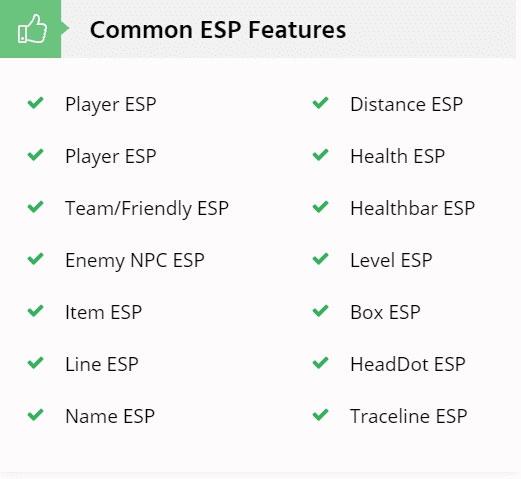 Feature ESP Hack