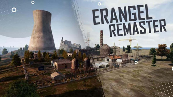PUBG Mobile Map Erangel 2.0