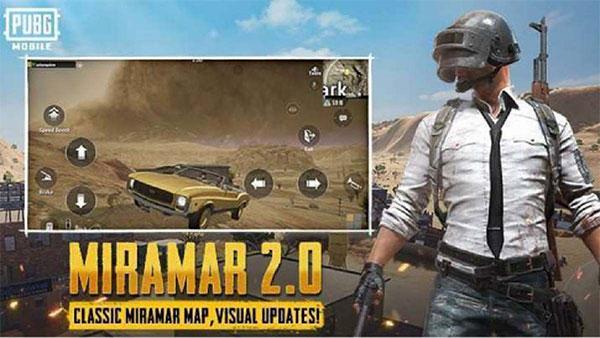 PUBG Mobile Miramar 2.0